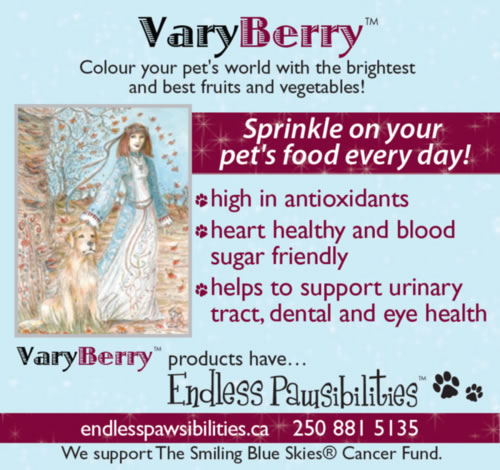VaryBerry by Endless Pawsibilities