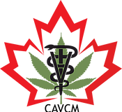 Canadian Association of Veterinary Cannabinoid Medicine Logo