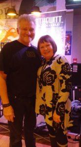 Linda and Pat