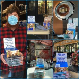 More Toronto Businesses supporting Smiling Blue Skies through Mask Sales